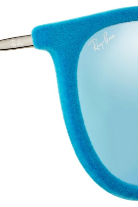 anteojos de sol ray ban en terciopelo