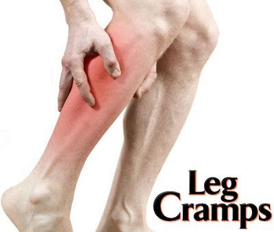 How to get rid of leg cramps fast?