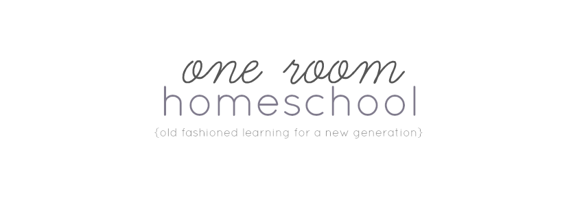 One Room Homeschool