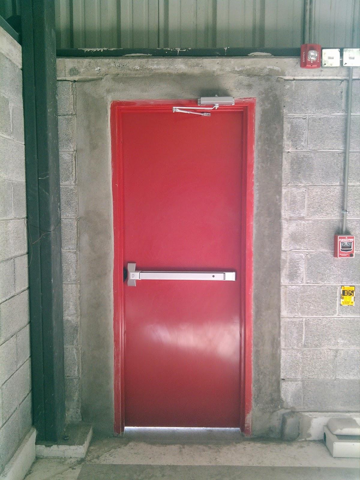 Seguridad y blindaje de m xico 81 18095538 for Precio de puertas salida de emergencia