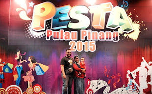 Pesta Penang - Disember 2015