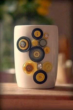 Nuevas Ideas para Reciclar Botones y Decorar tu Hogar