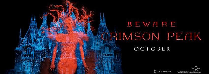 Crimson Peak: First Look