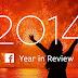 أبرز عشرة أحداث لعام 2014 على الفيسبوك.