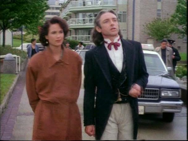 1994 Baker Street: Sherlock Holmes Returns Starring Anthony Higgins and Debrah Farentino