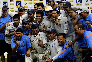 World No.1 Test Cricket Team