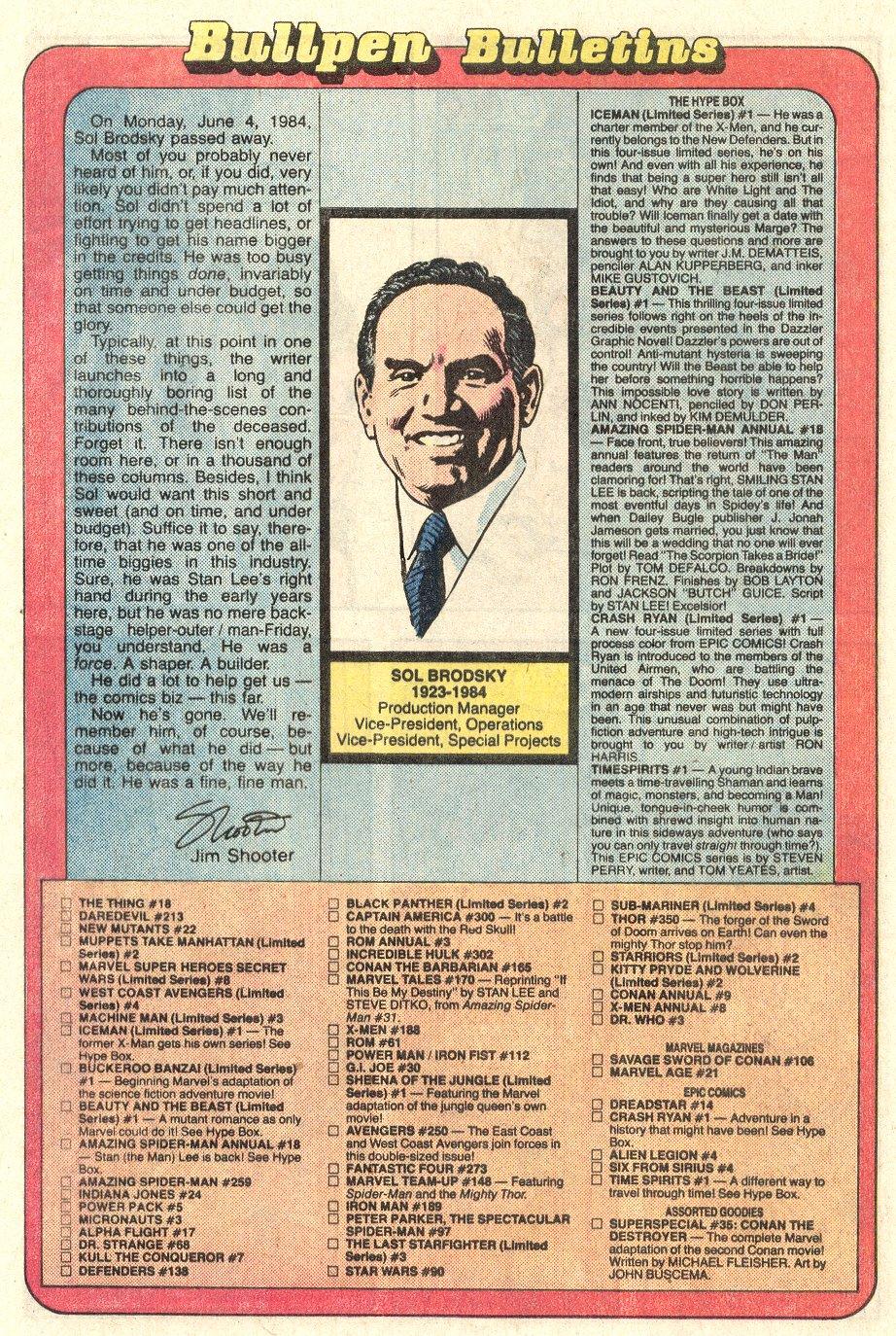 Conan the Barbarian (1970) Issue #165 #177 - English 21