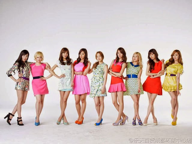 Pesona Girls' Generation Korea 2014