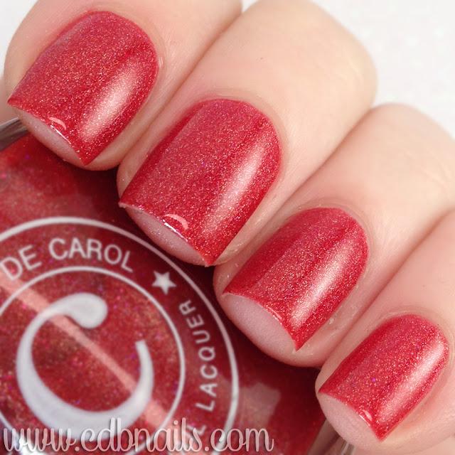 Colores De Carol-Fire Coral