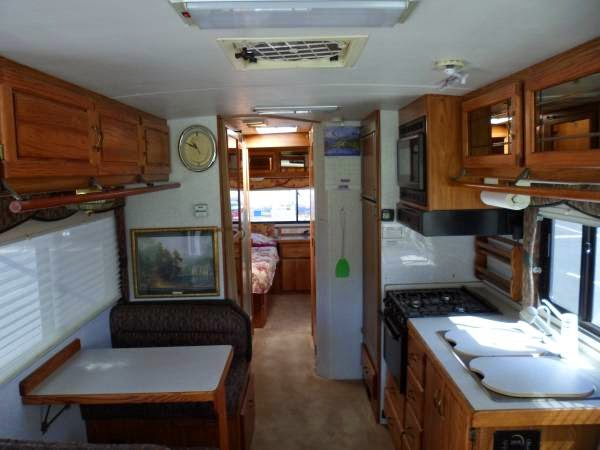 Used RVs 1997 Airstream Land Yacht For Sale By Owner