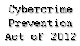 the cybercrime prevention act of 2012 Cybercrime prevention act of 2012's wiki: the cybercrime prevention act of 2012, officially recorded as republic act no 10175, is a law in the philippines approved.