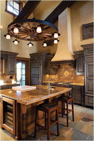 Southwestern Kitchen Ideas - home interior