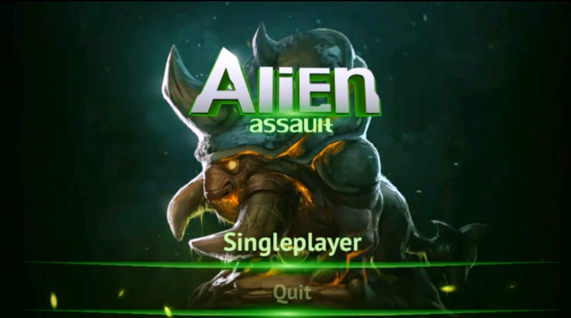 Alien Assault Gameplay Android