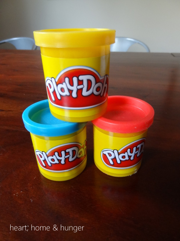 Squishy Ball Play Doh : d.i.y: mess free play-doh balls