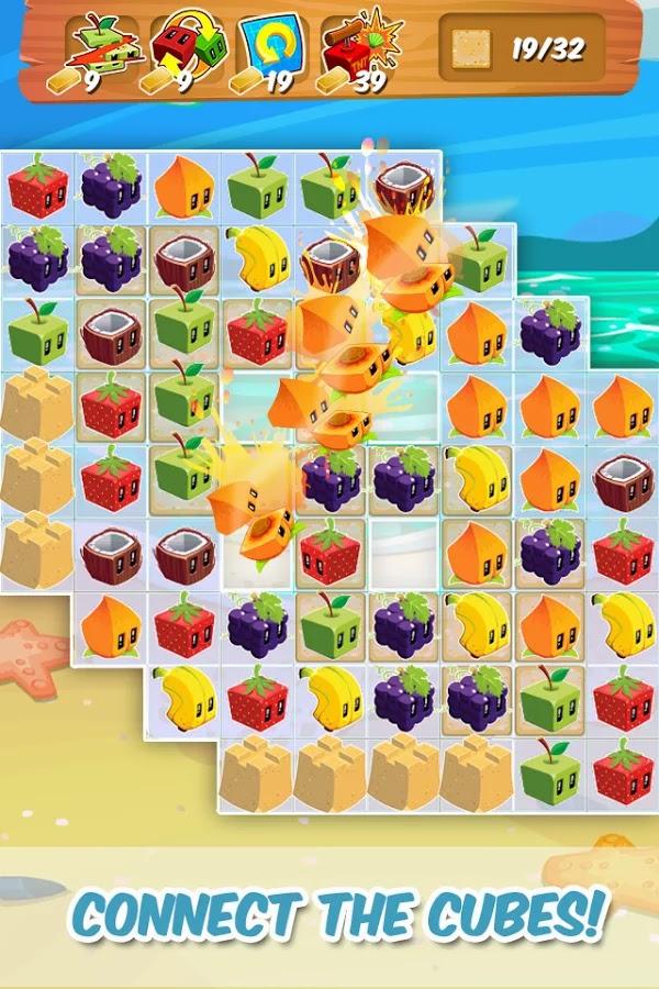 Juice Cubes v1.19.11 APK Mod [Oro Ilimitado]