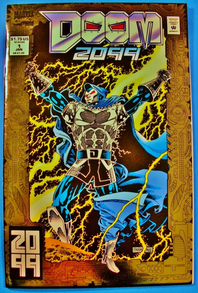 Super DuperToyBox Doom 2099