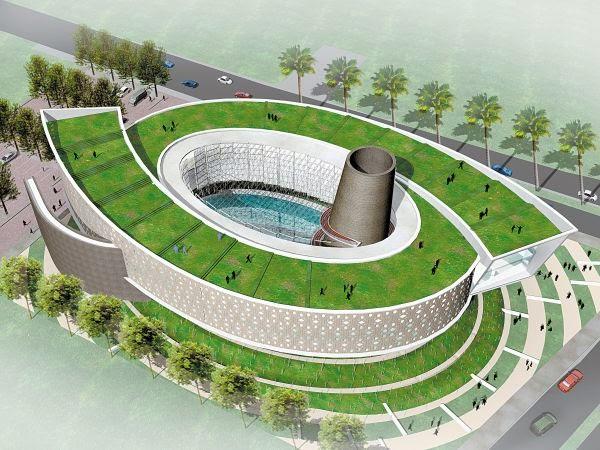 foto Museum Tsunami aceh