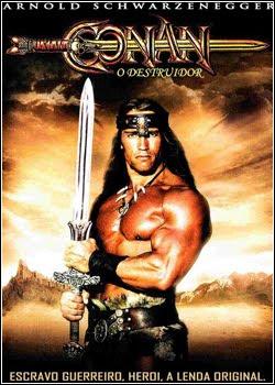 Download - Conan - O Destruidor - DVDRip Dual Áudio