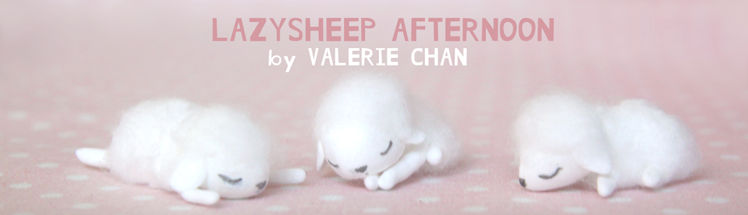 :: Valerie Chan's Lazysheep Afternoon 懶羊羊的下午 ::