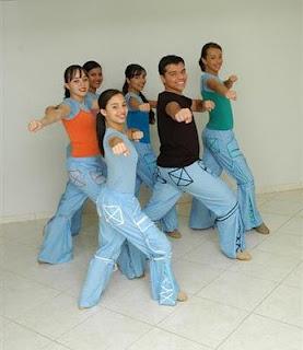 Modelos para Street Dance