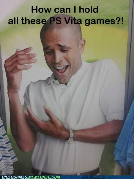 Cómo sostener todos los juegos de PlayStation Vita