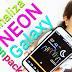 Personaliza tu Android con NEON - Galaxy Girl
