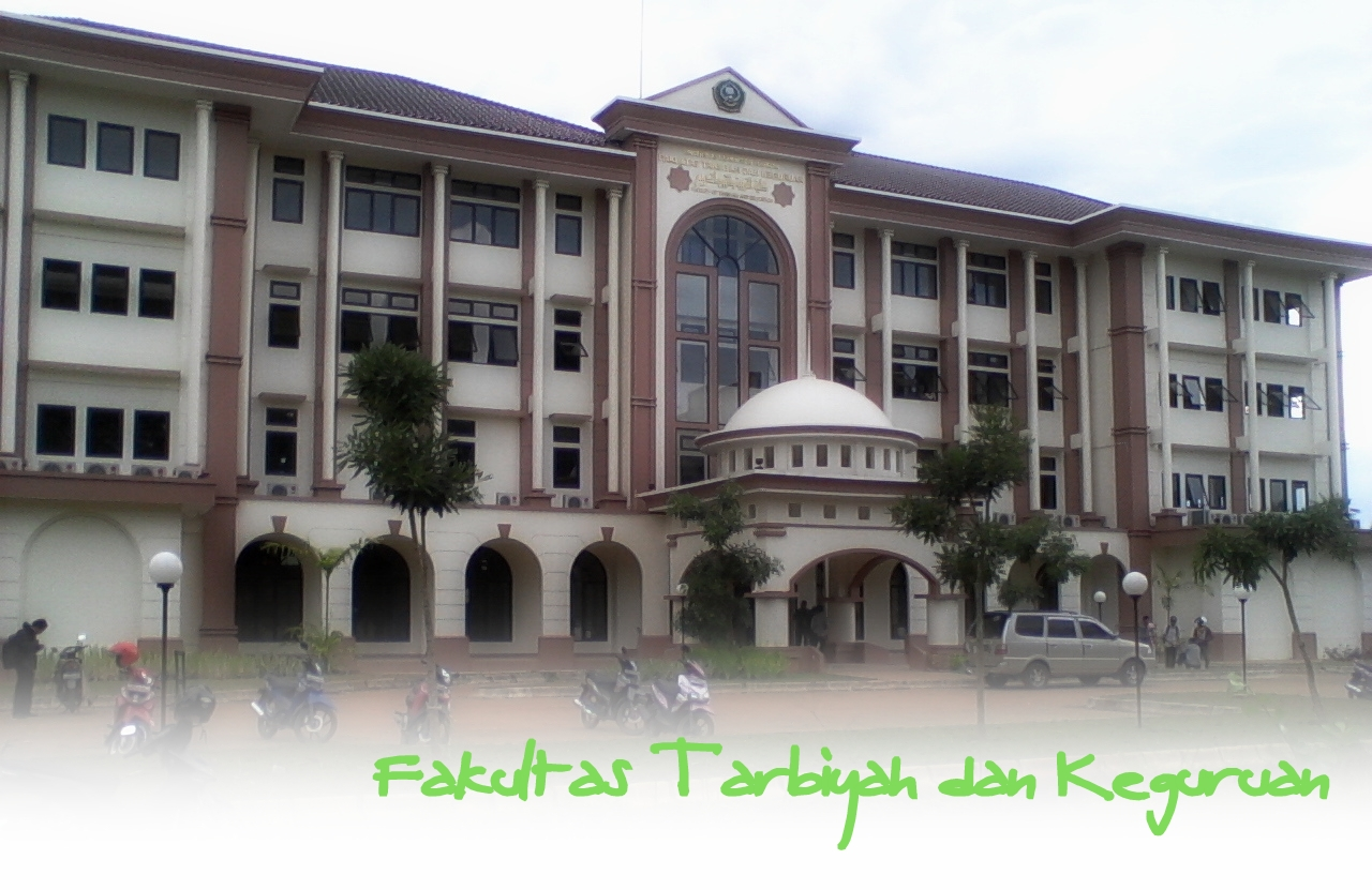 Fakultas Tarbiyah Keguruan UIN Alauddin Makassar