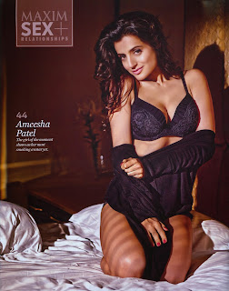 www.CelebTiger.com++Ameesha+Patels+Smoking+Hot+MAXIM+Photoshoot+09885940385227202442 Indian Actress Ameesha Patels Smoking Hot MAXIM HQ Photos 2013
