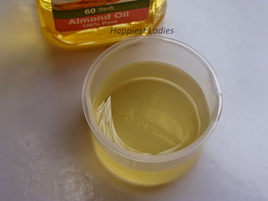 Patanjali Pure Almond Oil