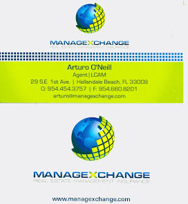 Arturo O'Neill -  MANAGEXCHANGE Real Estate, Management, Insurance
