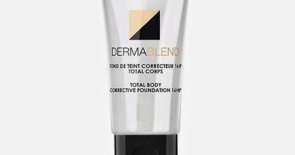 Vichy Dermablend Corrective Body Foundation Pixiwoo Com