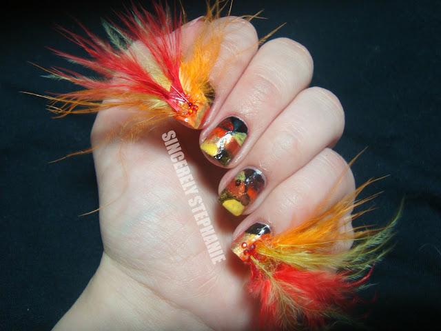 pheonix-nail-art