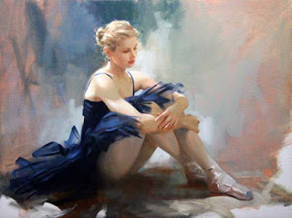 Ballet dreams, Richard S. Johnson