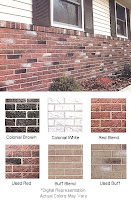 Brick Design Vinyl Siding3