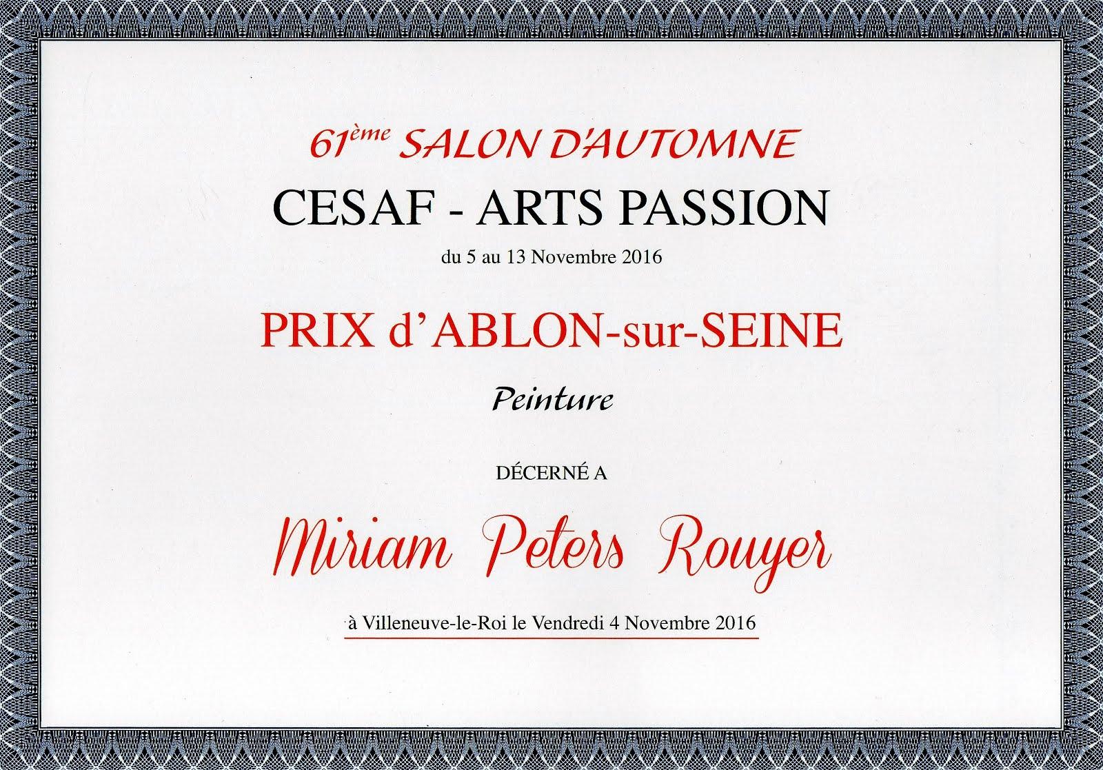 Prix d'Ablon