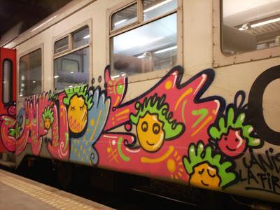 graffiti LA FIRME - ANIS