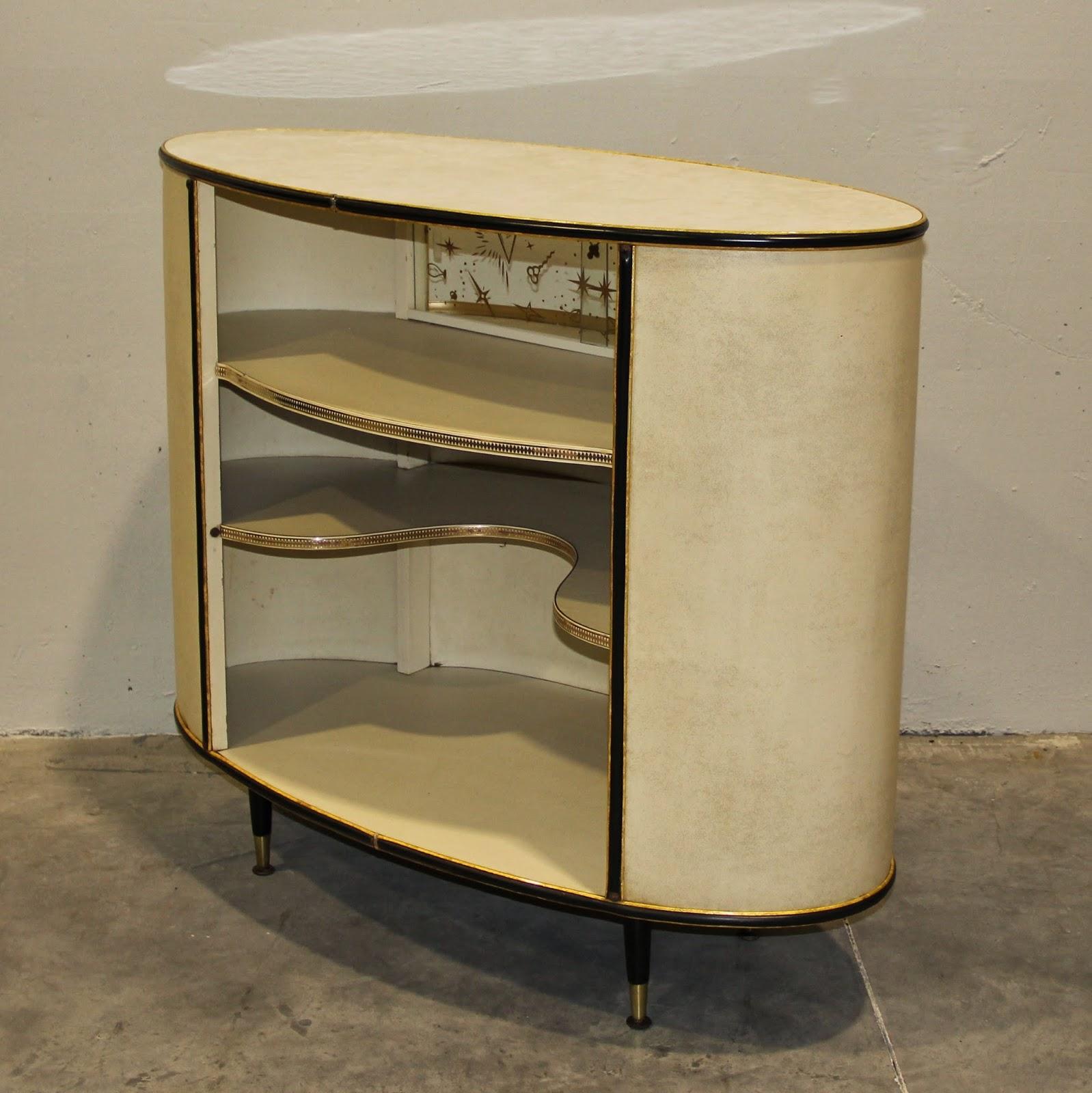 Odalisca madrid art nouveau art deco dise o del siglo xx vintage mueble bar de los a os 60 - Mueble barra bar ...