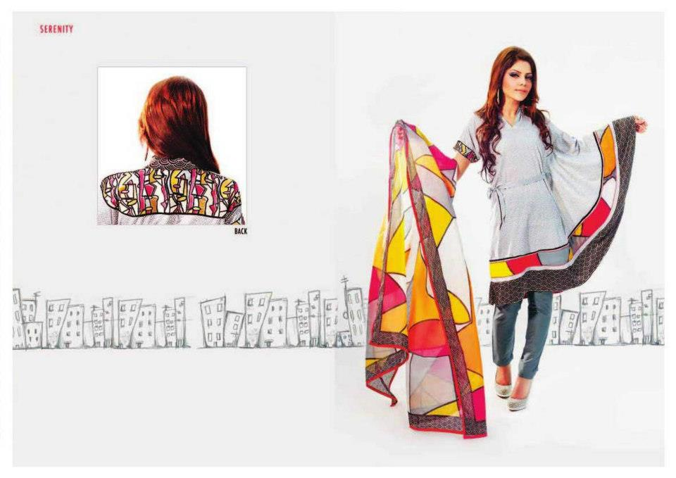 Hadiqa Kiyani Fabric World Debut Collcetion