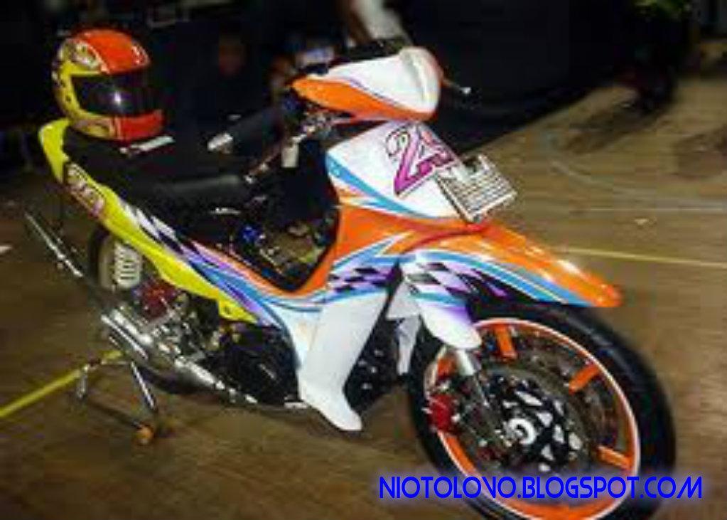 terbaru modifikasi motor f1zr