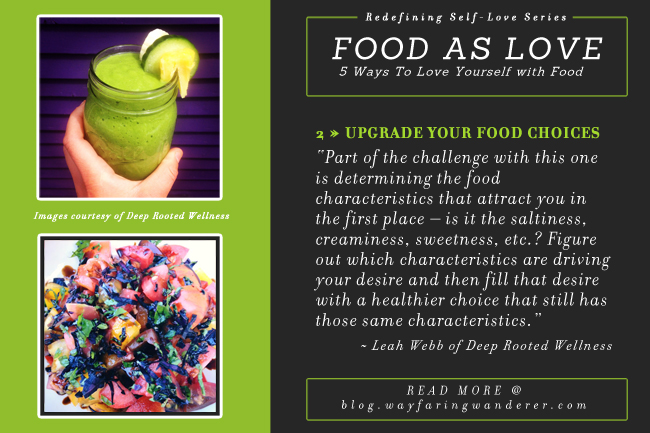 Redefining Self-Love with Food | 5 Ways to Love Yourself with Food