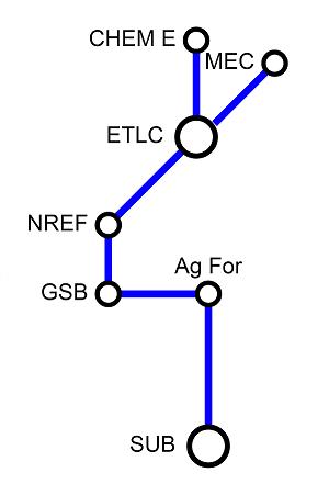 "The ""Horowitz Line"" Pedway Map - UAlberta"