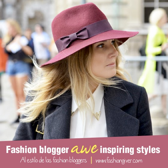 Fashion Blogger Style, inspiration.