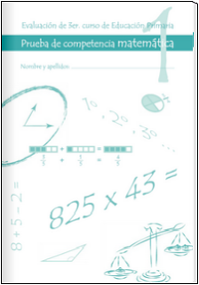 COMPETENCIA MATEMÁTICA .  PRUEBA 1