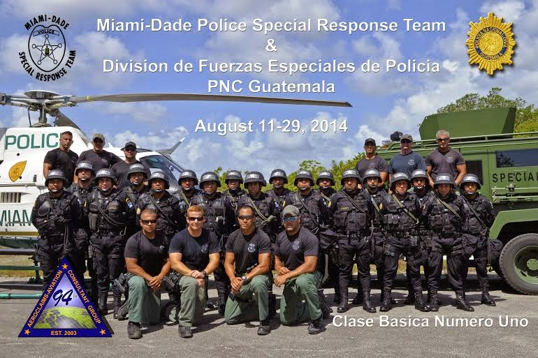 Miami-Dade Police Department Special Response Team (SRT)