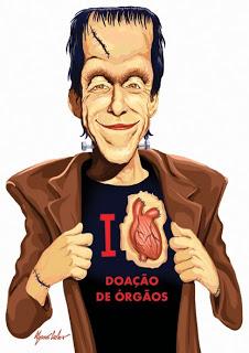 Quantas pessoas precisam receber um órgão doado?