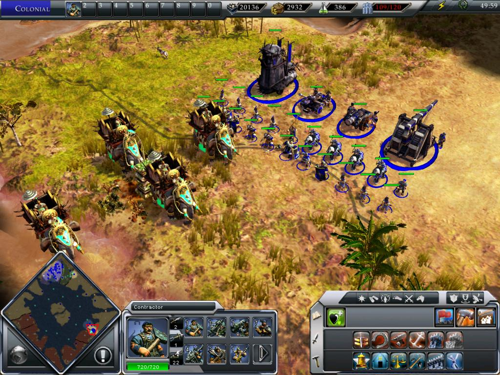 Download Game Empire Earth 3 For PC Full Version
