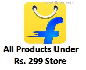 FlipKart Rs. 299 Store - Deals of the Day