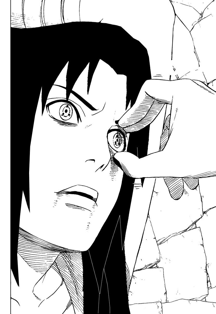 Naruto chap 387 Trang 15 - Mangak.info