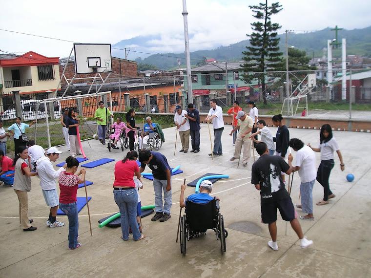RBC: Rehabilitación Basada en Comunidad