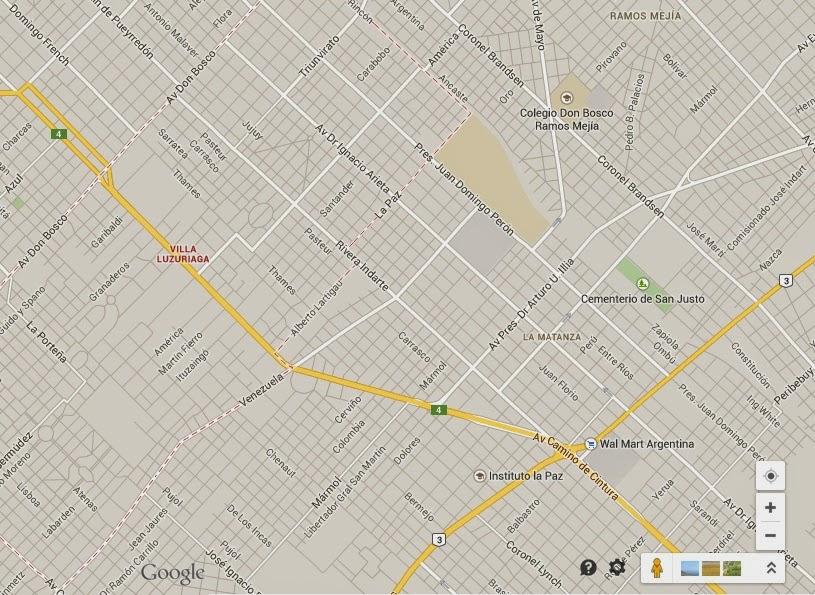 Busca en Google mapas
